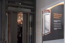 Ascenseurs Menétrey remporte le Prix à l'innovation