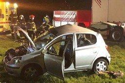 Deux blessés dans un accident à Charmey