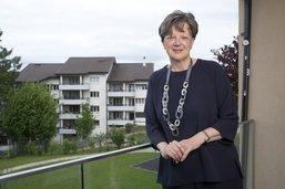 Isabelle Chassot est candidate au Conseil des Etats