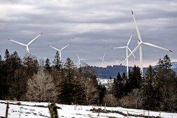 Groupe E Greenwatt laisse les éoliennes aux communes