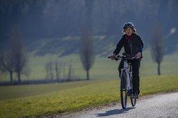 Seize millions pour la mobilité douce