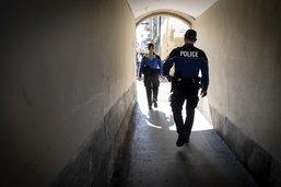 Le Covid a pesé sur l'action policière