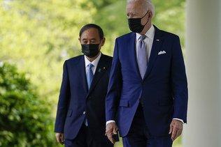 """Les Etats-Unis et le Japon """"ensemble"""" face aux """"défis"""" chinois"""