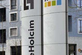 LafargeHolcim: bénéfice opérationnel doublé au premier trimestre
