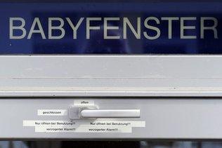 """La première """"boîte à bébé"""" a été ouverte il y a 20 ans à Einsiedeln"""
