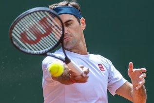"""Federer: """"Beaucoup de points d'interrogation"""""""