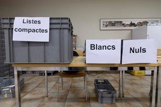 Retrouvez tous les résultats des élections en un coup d'œil