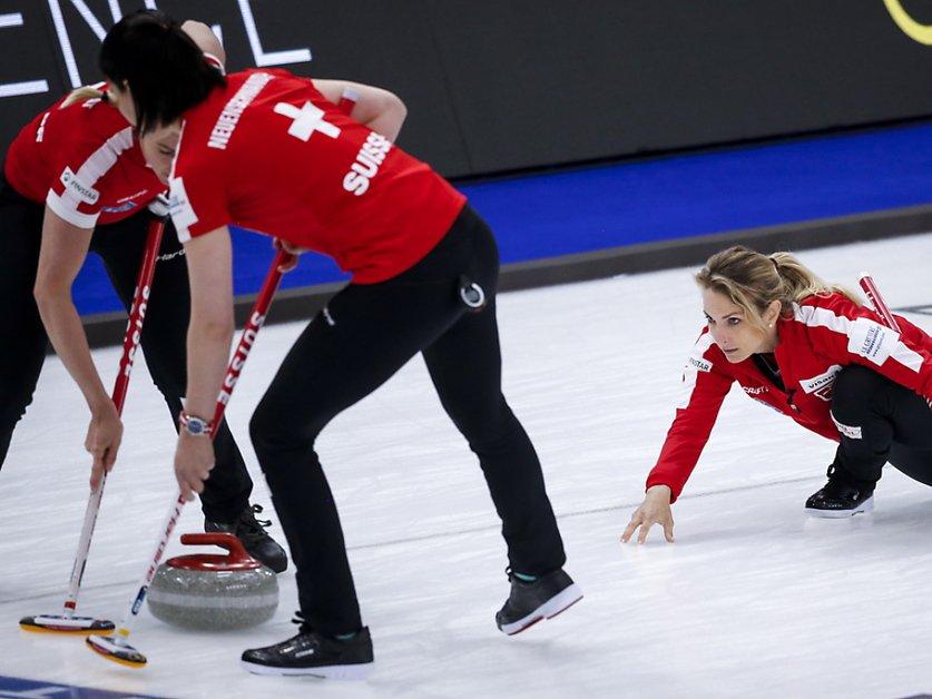 Une première défaite pour les Suissesses