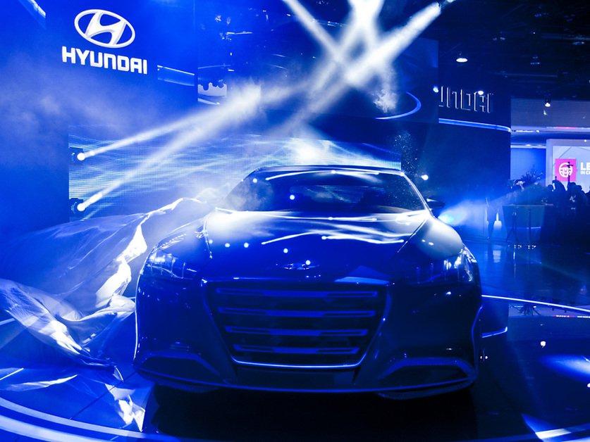 Hyundai lance sa marque de luxe Genesis en Europe