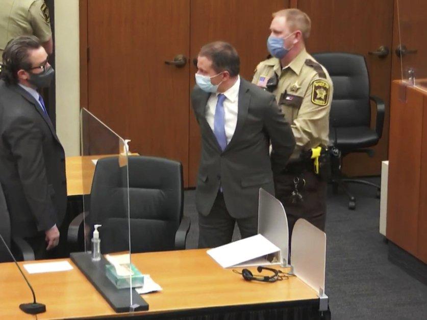 Procès Floyd: le policier coupable veut faire annuler le verdict