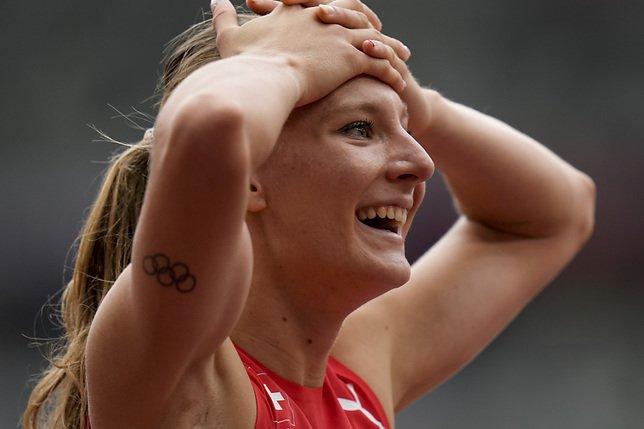 100 m: Del Ponte bat le record de Suisse, Kambundji aussi en demies