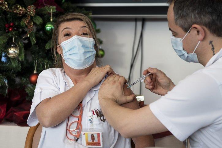 La faîtière des homes recommande la vaccination