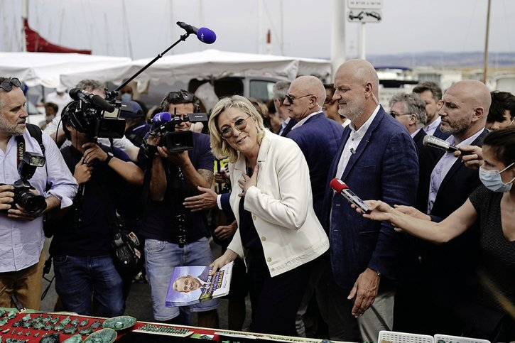 Le mur anti-Le Pen cède
