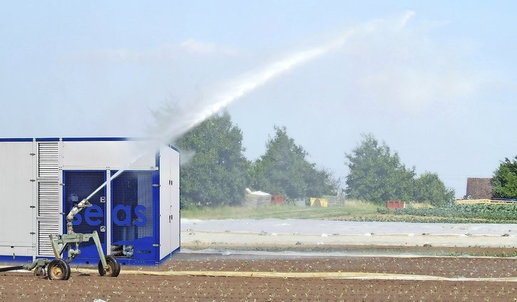 De l'air transformé en eau potable