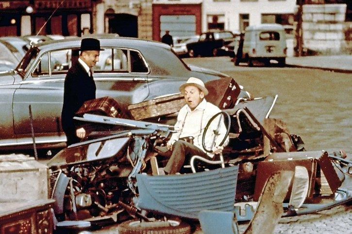 L'Italie en Cadillac