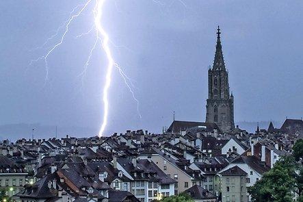 Sérénité face aux orages