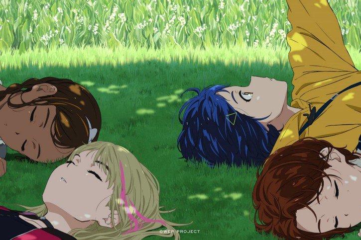 5 séries d'animation japonaises du moment