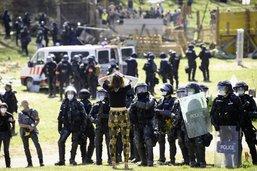 ZAD du Mormont: l'intervention policière auscultée