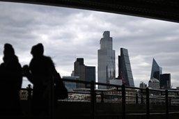 La City finance près du double des émissions de CO2 du Royaume-Uni