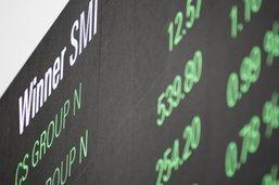 La Bourse suisse bat un record après le weekend de la Pentecôte
