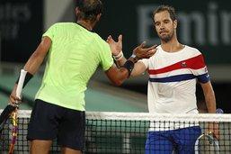 Nadal qualifié pour le 3e tour le jour de ses 35 ans