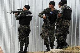 Cinq morts dans des affrontements entre gangs honduriens en prison