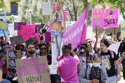 Britney Spears demande à un tribunal de lever sa tutelle