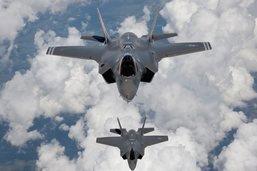 La presse sévère après la décision d'acheter des F-35A