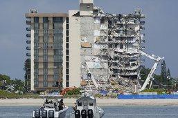 Immeuble effondré en Floride: deux nouveaux corps retrouvés