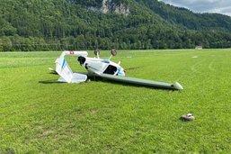 Un blessé lors d'un accident d'avion à Epagny