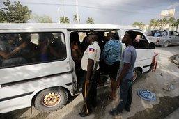 Haïti demande à Washington et à l'ONU l'envoi de troupes