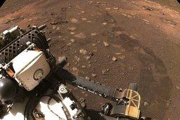 La collecte d'échantillons de roches martiennes va commencer