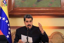 """Le président Maduro """"prêt"""" pour des négociations avec l'opposition"""