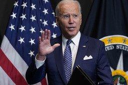 Biden accuse Moscou de vouloir perturber les législatives de 2022