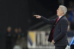 Vladimir Petkovic s'en va à Bordeaux