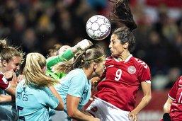 Nadia Nadim ne joue pas l'Euro