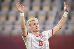 Ezgjan Alioski quitte Leeds