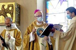 Sainte Marguerite célébrée à Siviriez