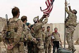 Le fiasco américain en Afghanistan