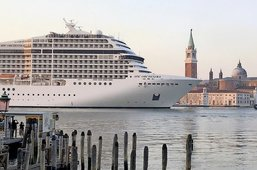 Les paquebots à Venise, c'est fini!