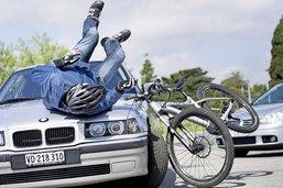 Cyclistes, respectez les règles!