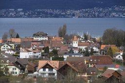 Cudrefin interdit la baignade dans le lac jusqu'à nouvel ordre