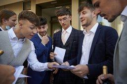 Remise des diplômes pour les étudiants du Collège de Gambach
