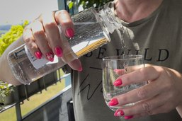 Villars-sur-Glâne organise une distribution d'eau potable