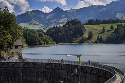 Le barrage de Montsalvens fête ses 100 ans