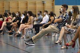 Les élèves du Collège du Sud ont été diplômés