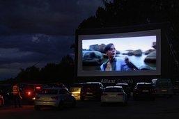Soirées cinéma en drive-in à Rathvel