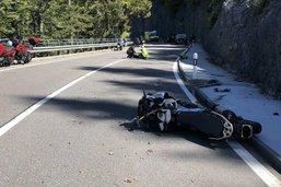 Un accident au col du Jaun fait trois blessés