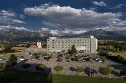Un premier centre de santé en avril 2022