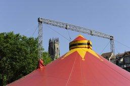 Les écoles de cirque en fête